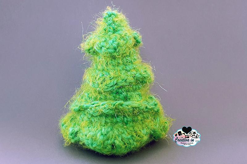 Albero di Natale amigurumi - Feste - Natale - di Boutique by ... | 533x800