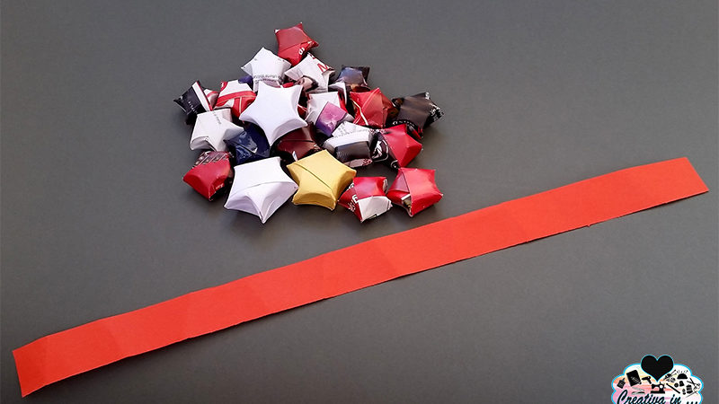 Come fare una stellina origami 3D. Schema, video tutorial e idee