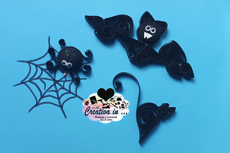 Ragno Halloween ad uncinetto / spider crocheted / ganchillo araña ... | 533x800