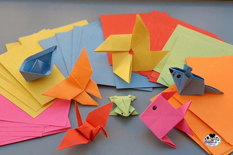 Cosa sono gli origami e come si fanno