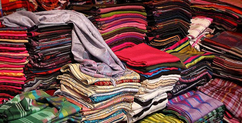 Differenza tra stoffa e tessuto. Tipologie di fibre