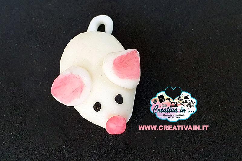 Come fare un topolino in porcellana fredda