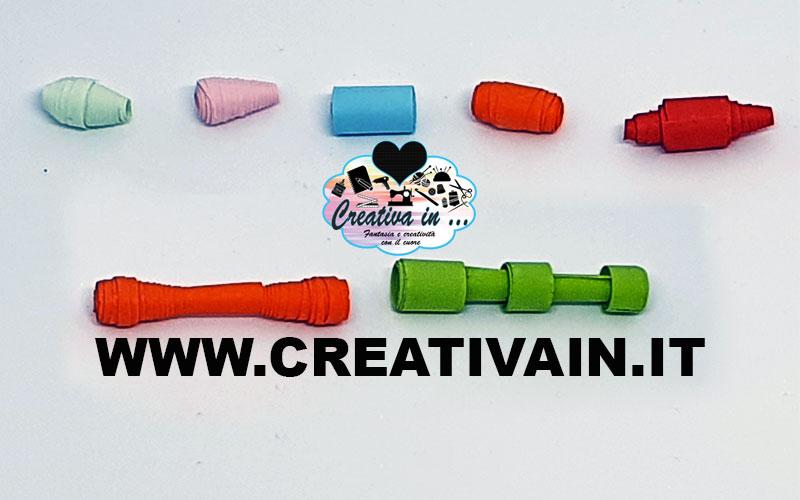 Paper beads, come fare perline di carta